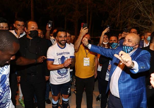 Adana Demirspor'da Süper Lig coşkusu 5