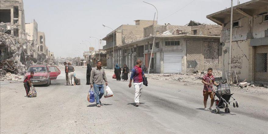 Musul kentinin terör örgütü DEAŞ'tan kurtarılması
