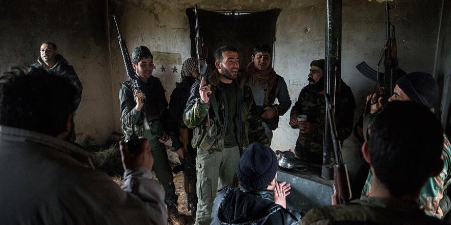 ÖSO Afrin'i terörden arındırmak için kararlı