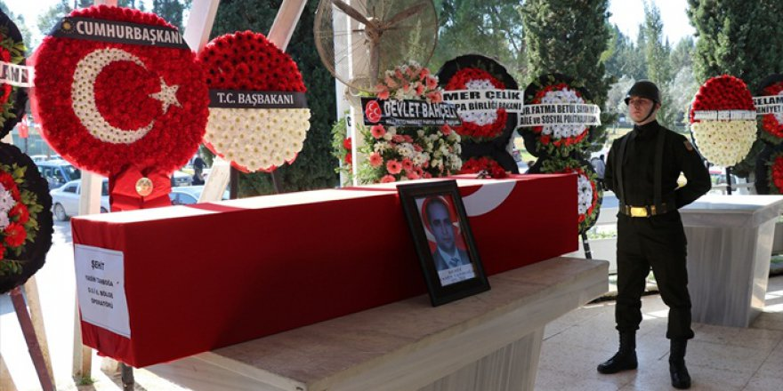 Yasin Tanboğa, Adana'da son yolculuğuna uğurlandı..