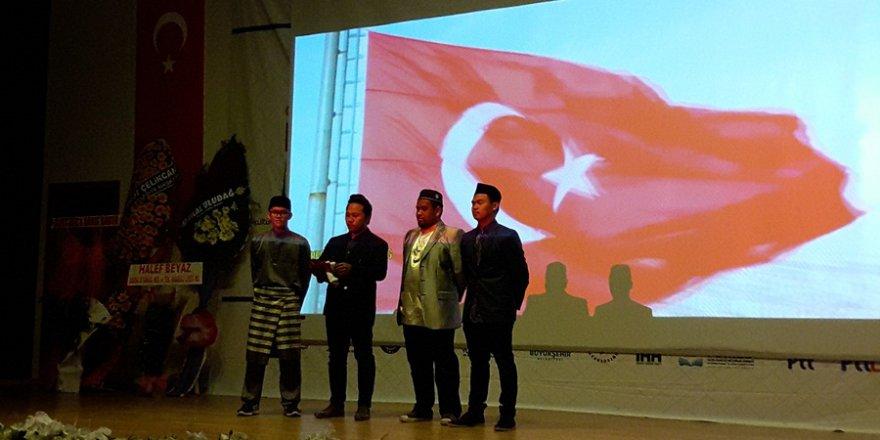 """Adana, """"11'inci Uluslararası Öğrenci Buluşması'ndan Kareler.."""