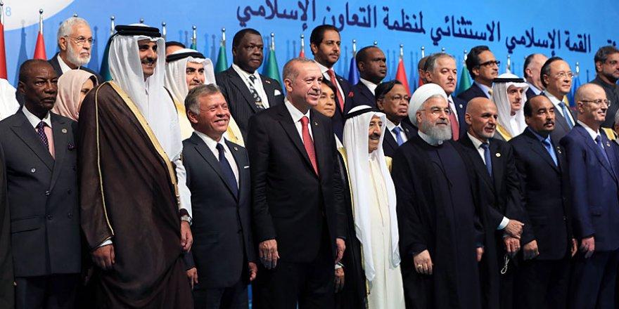 İİT'den Filistin'e uluslararası barış gücü çağrısı