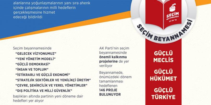 AK Parti Meclisi ve Hükümeti Güçlendirecek