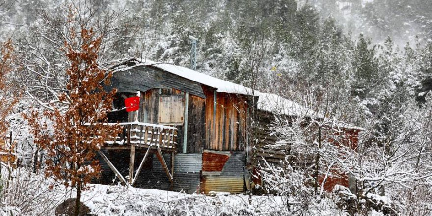 Kış Bütün GüzelliğiyleAladağ'da..