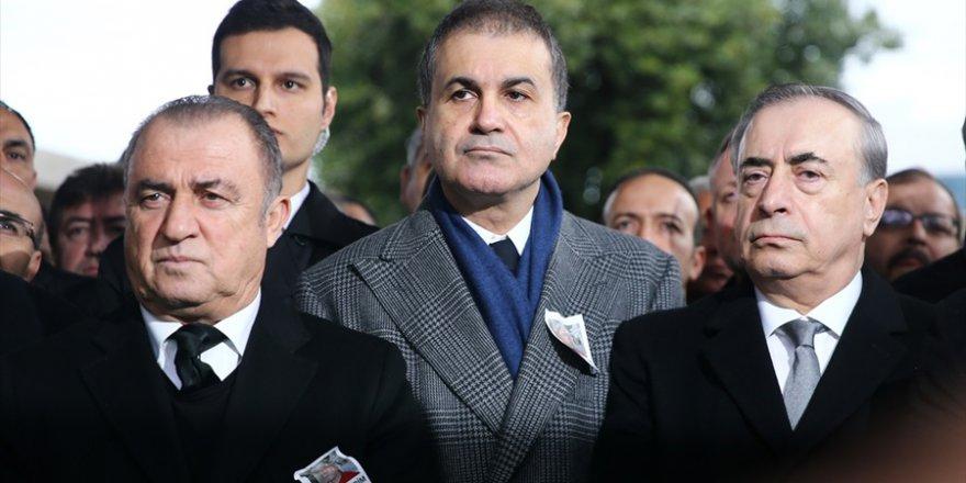 Fatih Terim'in babası dualarla uğurlandı