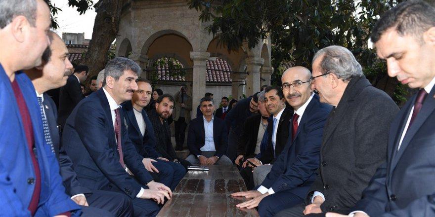 İçişleri Bakan Yardımcısı Muhterem İnce Adana'da