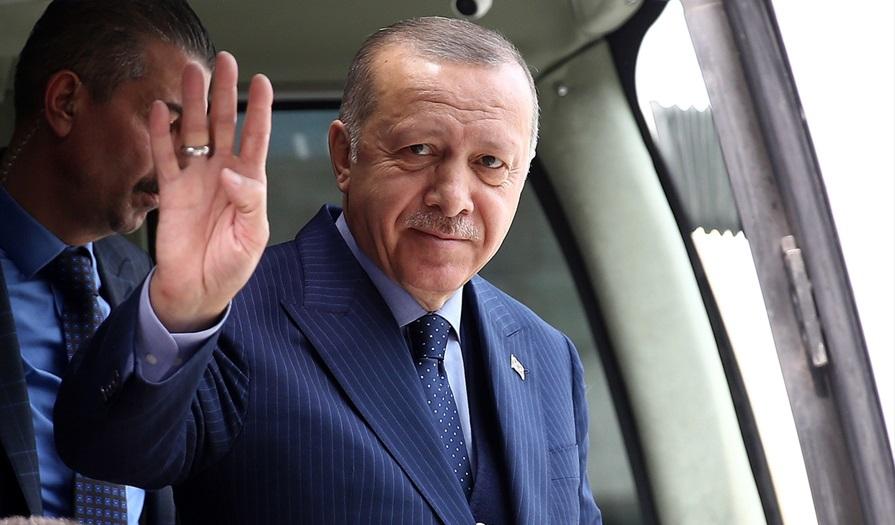Cumhurbaşkanı Erdoğan Adana'da 1