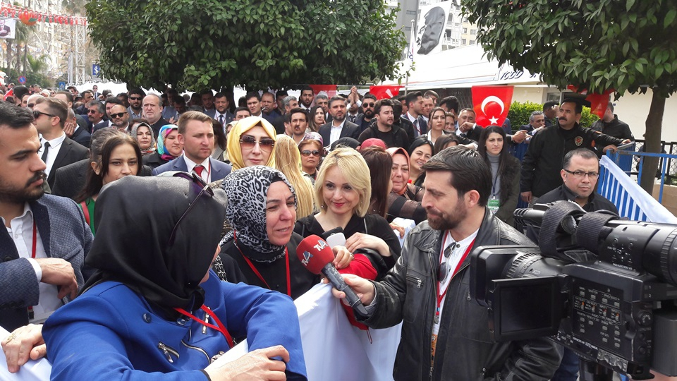 AK Parti Adana mitinginden.. 1