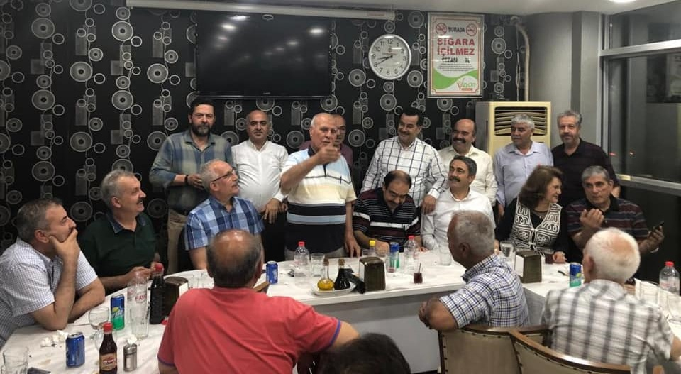 Güç Birliği Adana Şubesi'den Adana İHL Mezunlarına İftar.. 1
