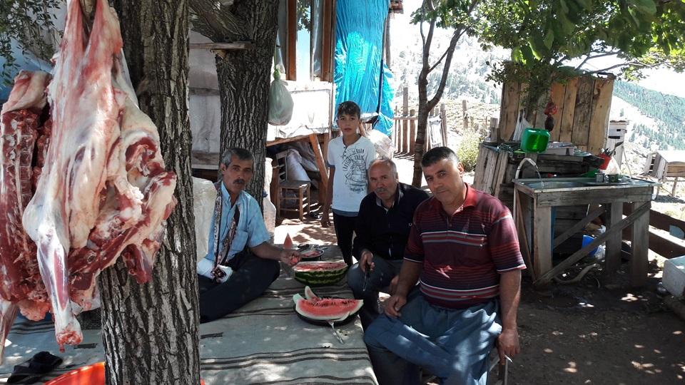 Acıman Yaylası – Aladağ - Adana 1