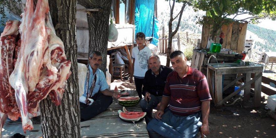 Acıman Yaylası – Aladağ - Adana