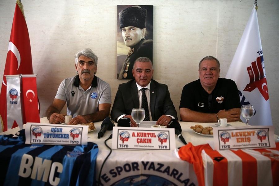 Adanaspor-Adana Demirspor derbisine doğru 1