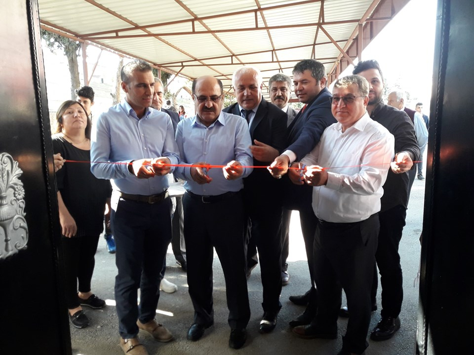 Mehmet Akif İnan Anadolu Lisesi 5. TÜBİTAK 4006 Bilim Fuarı 1