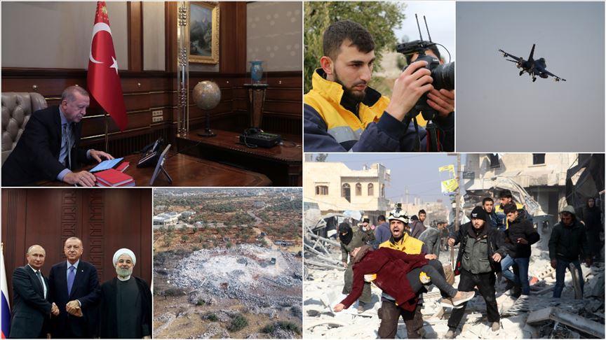Suriye'de 2019'un dönüm noktaları 1