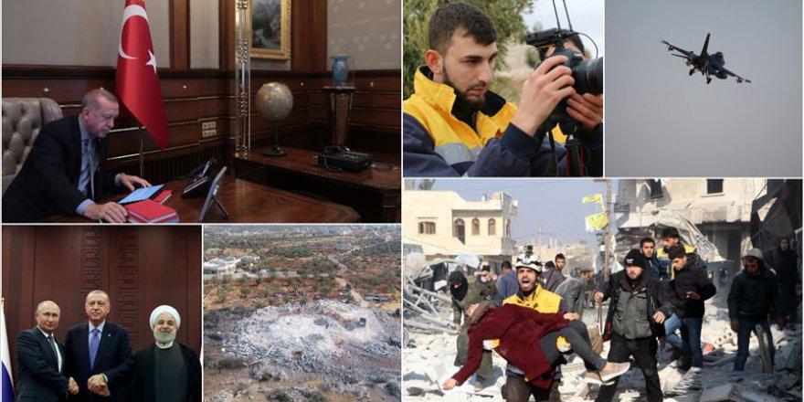 Suriye'de 2019'un dönüm noktaları