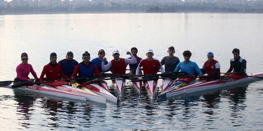 "Kano Milli Takımı'nda hedef, ""Gloria 2020 Cup""ta madalya"