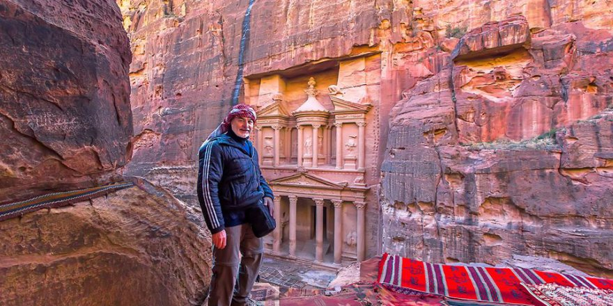Petra Antique City'den..