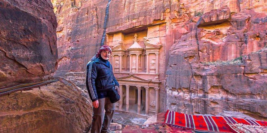 Petra Antique City'den..