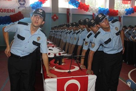 Polise Taze Kan