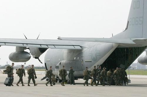 """Irak?tan ABD'ye """"hava saldırısı"""" talebi"""
