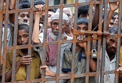 Myanmar'da yine Budist tehdidi