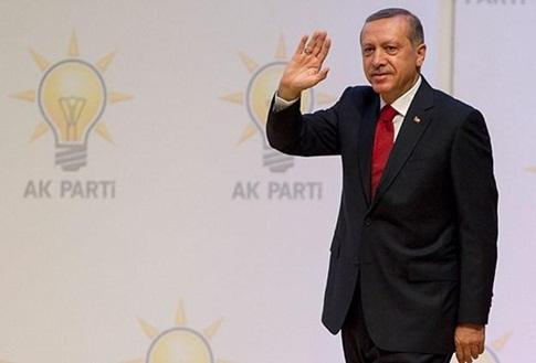 Başbakan Erdoğan?dan AK Parti MKYK üyelerine iftar
