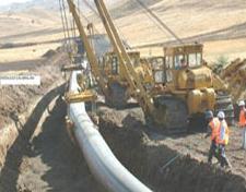 Üç ay içerisinde konutlara doğal gaz verilecek