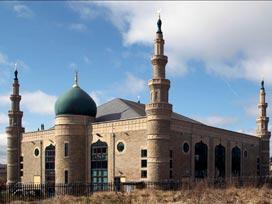 Avrupa'nın en güzel minaresi seçildi