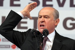 MHP de cumhurbaşkanlığı seçimlerinde aday gösterecek