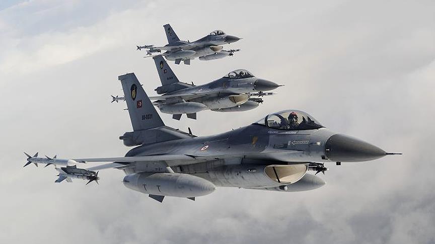 Yurt içi ve Irak'ın kuzeyinde 49 terörist etkisiz hale getirildi