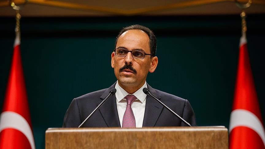 'Türk-Alman ilişkilerini koparmak makul bir yaklaşım değil..'