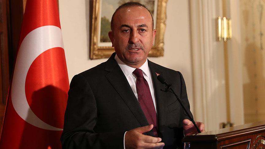 Dışişleri Bakanı Çavuşoğlu: Rakka'da özel kuvvetleri devreye sokmamız gerekir