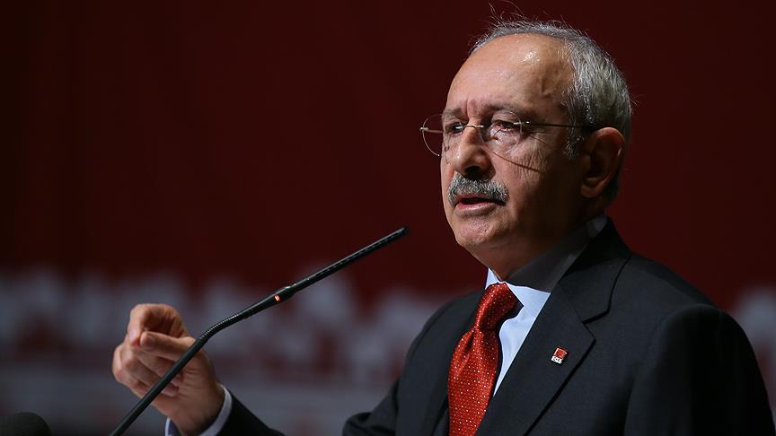 CHP Genel Başkanı Kılıçdaroğlu: Bu seçim hepimizin ortak seçimi