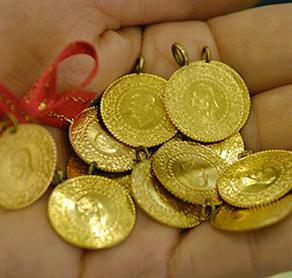 Çeyrek altının fiyatı cep yakıyor....