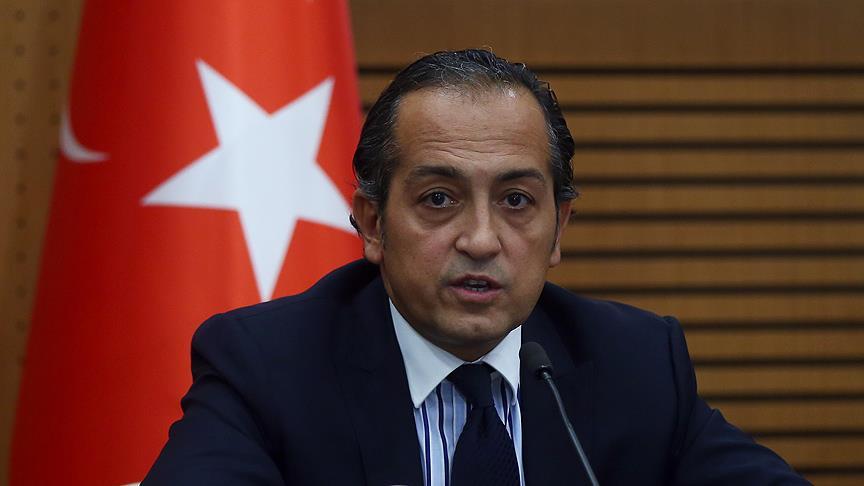 Dışişleri Bakanlığı Sözcüsü Müftüoğlu: Yunanistan'ın tatbikatı uluslararası hukukun açık ihlali