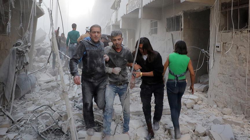 BM: Esed rejimi evlere girip sivilleri öldürdü