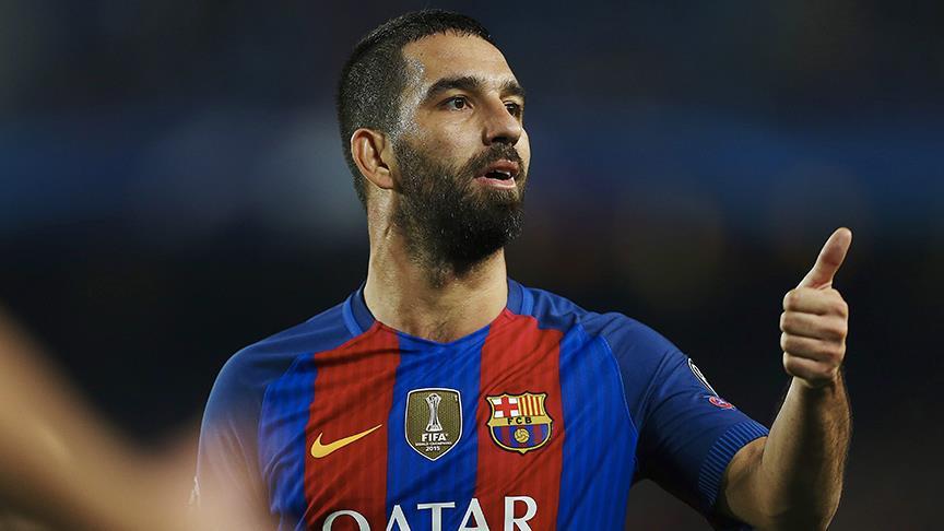 Arda Barça'da 'üç diş'e dahil oldu