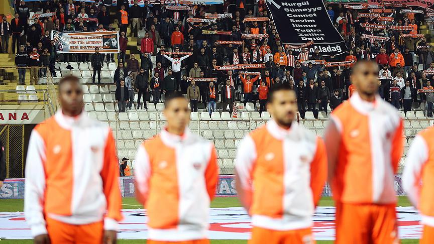 Adanaspor: 0 - Antalyaspor: 3 (İlk yarı)