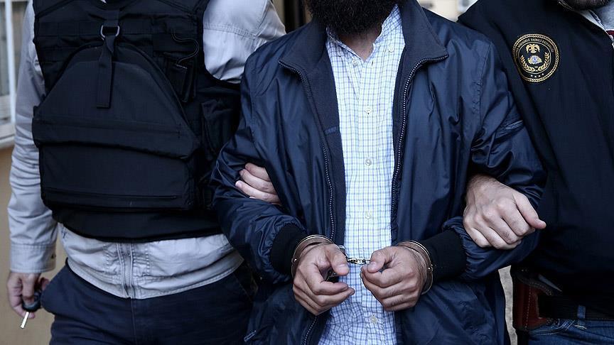Gülen'in 2 yeğeni dahil 16 kişi FETÖ'den gözaltına alındı