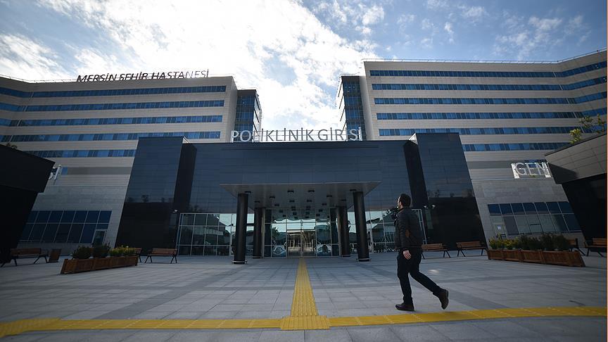 Doğu Akdeniz'in sağlık üssü: Mersin Şehir Hastanesi