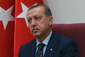 Erdoğan Barzani?yi kabul etti