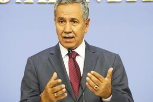 Bülent Arınç: 'Taksim'e kesinlikle izin verilmeyecektir'