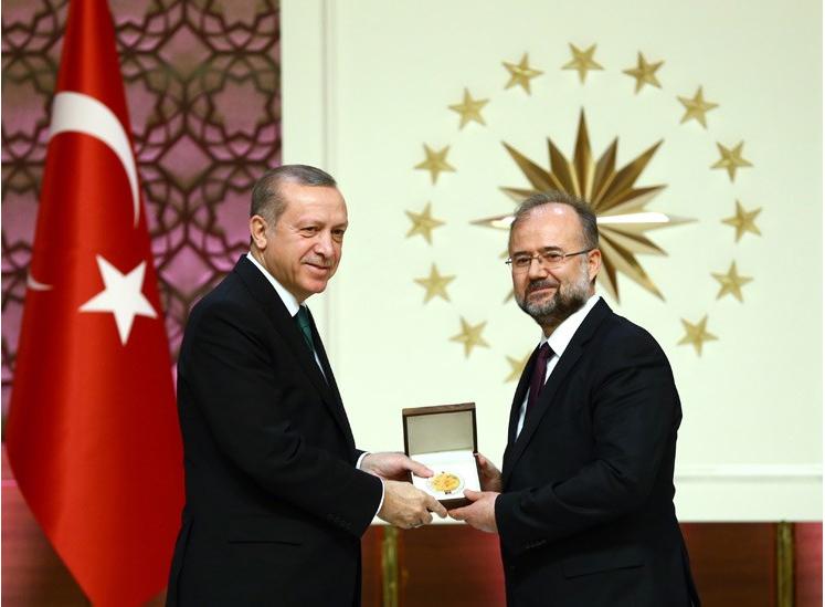 TÜBA Akademi Ödülleri'nde Sosyal Ve Beşeri Bilimler Ödülü Prof. Dr. Şerif Mardin'e Verildi