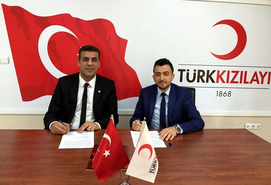 Kan Hastalıkları Federasyonu, Türk Kızılayı İle İşbirliği Protokolü İmzaladı