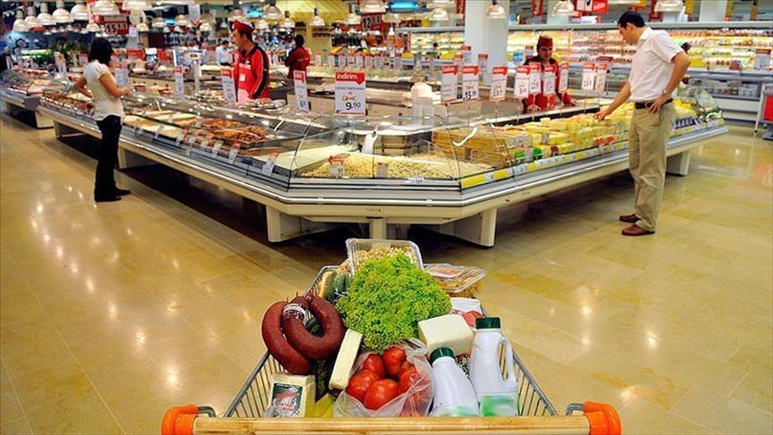 Enflasyon 'kur' ve 'gıda'dan beslendi