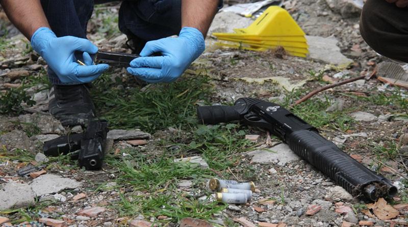 Pompalı tüfek ölüm saçıyor, cezası 85 lira