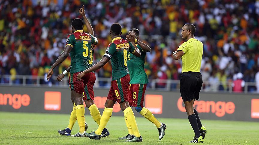 2017 Afrika Uluslar Kupası Kamerun'un oldu