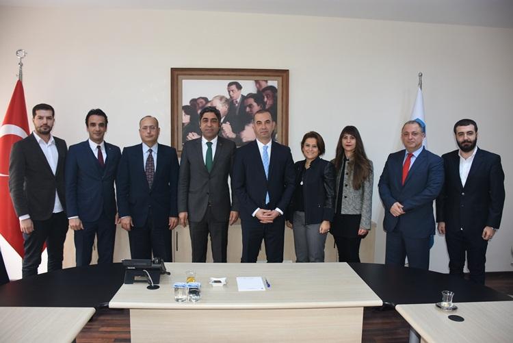 Adana Barosu, Adana Bilim Ve Teknoloji Üniversitesini Ziyaret Etti.
