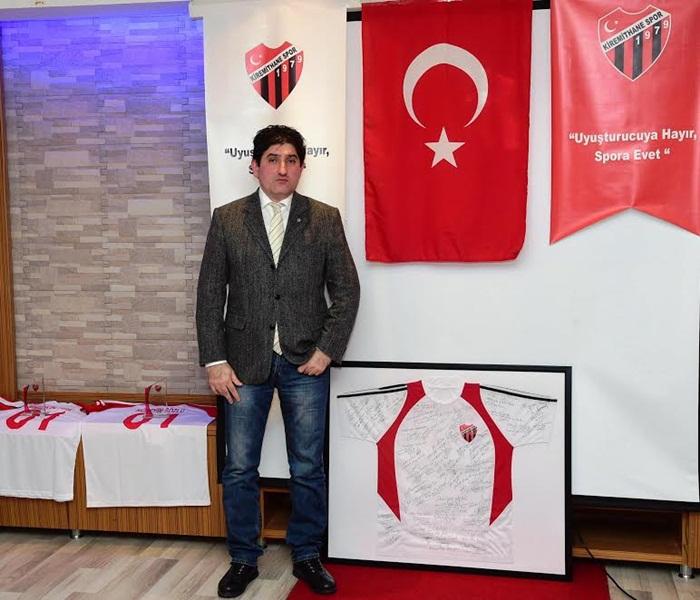 Kiremithanespor'dan Medya'ya Teşekkür