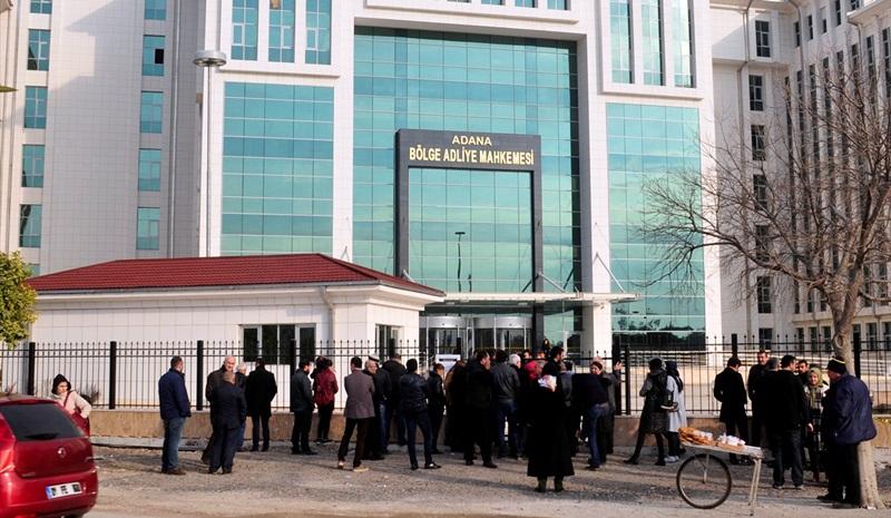 Adana'da FETÖ sanığı iş adamları hakkındaki dava